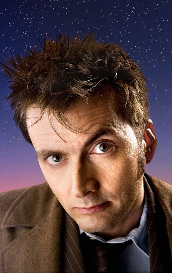 PHOTO OF THE DAY - 1st January 2017: David Tennant in Doctor Who - The End Of Time (2010)