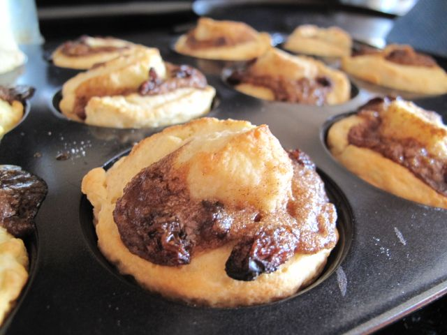 No time in the morning? These delicious, easy cinnamon buns are fast, easy and a family hit!