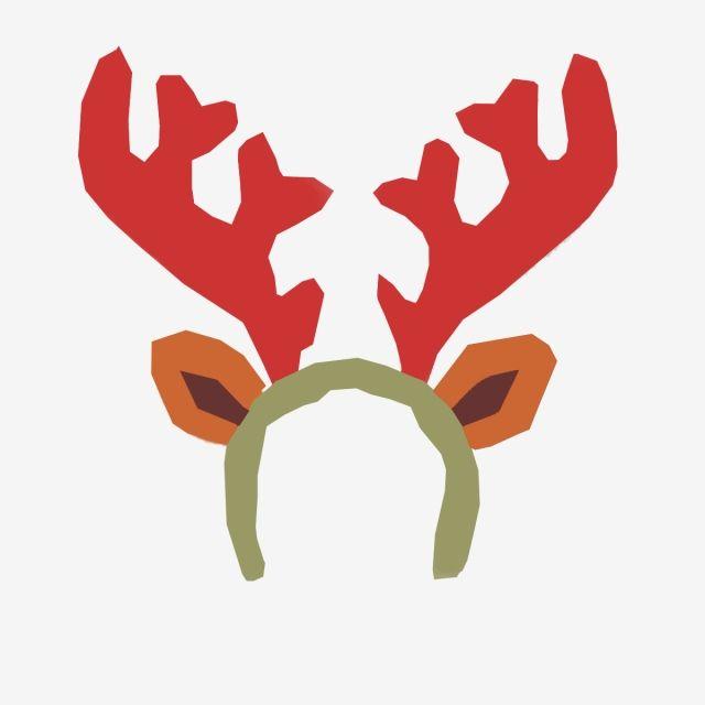 рога оленя мультяшные картинки очень важно зимний