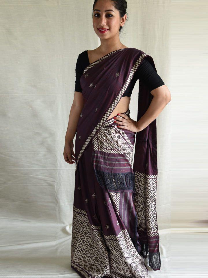 #MekhelaChadar #Silk #Assam