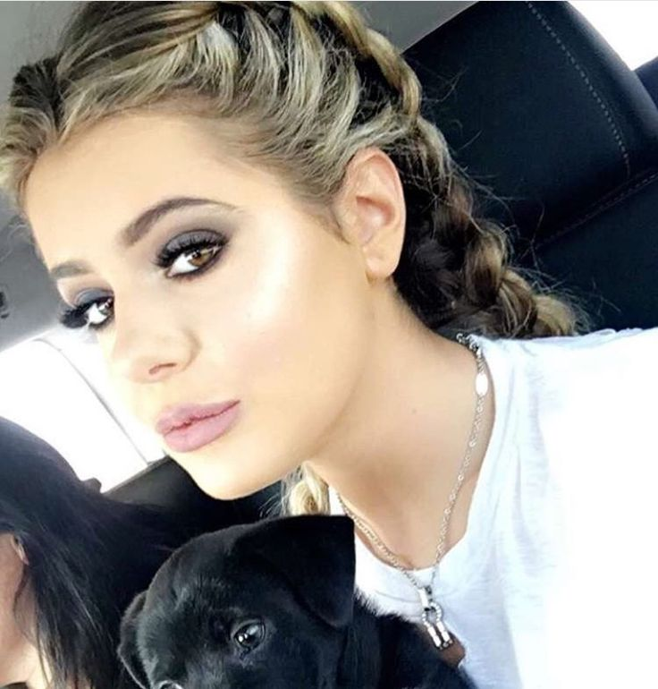 Makeup Brielle Bierman