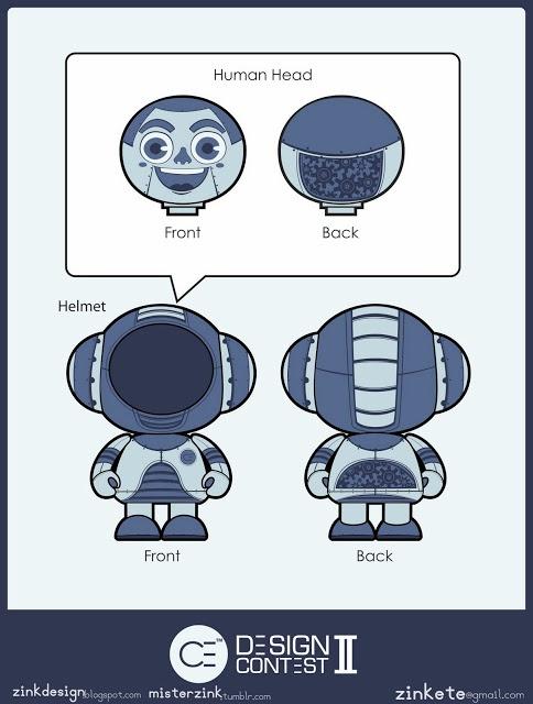 art toy design
