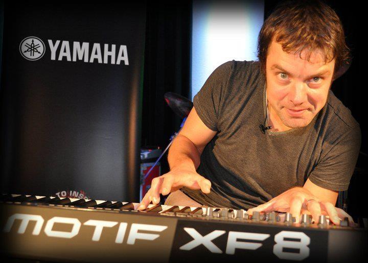 Yamaha Motif XF 8   Yamaha Music