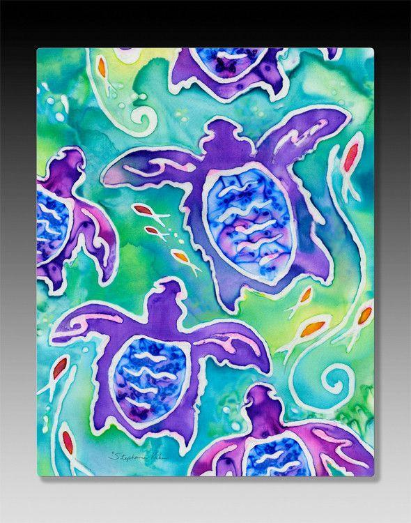 Sea Turtle Wall Art 13 best sea turtle art images on pinterest | sea turtle art, sea