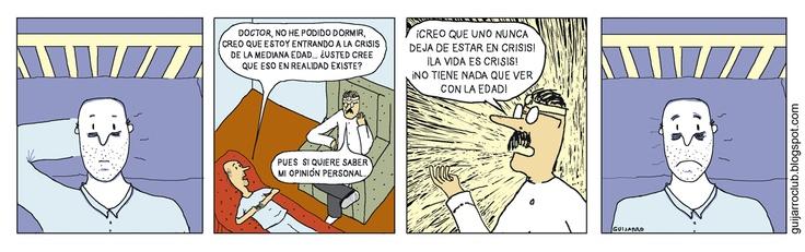 La crisis de la edad mediana, por Manuel Gomez @manugome78