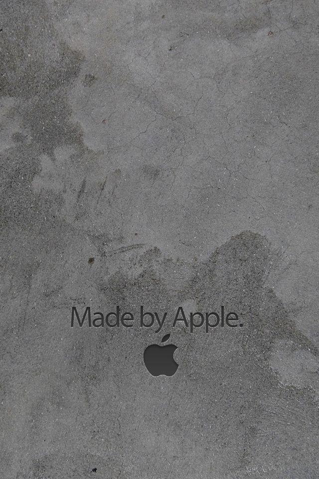 お洒落なAppleロゴ付きiPhone壁紙 | iPhone壁紙ギャラリー
