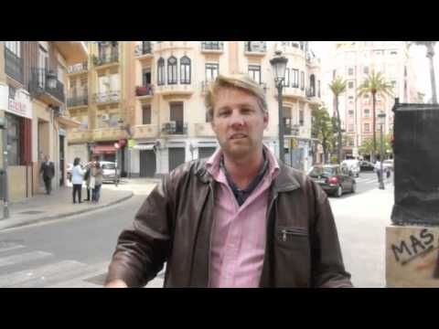 A Death in Valencia - the making of