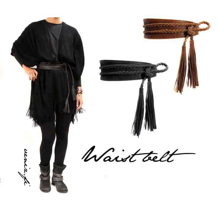 Waist belt. www.veniz.fi