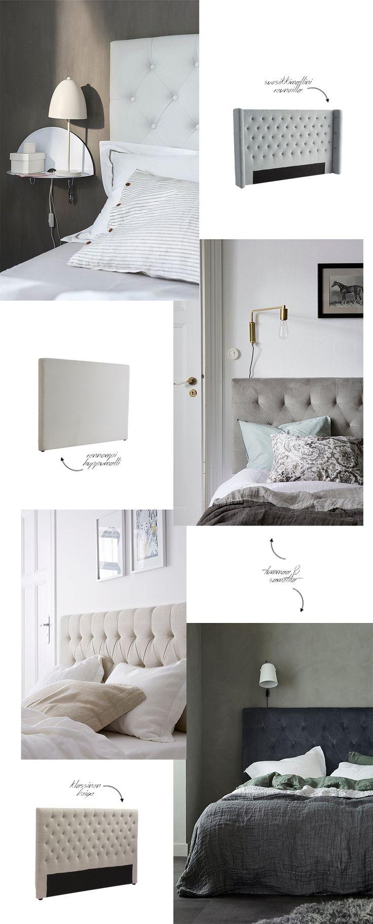 Unelmien sängynpäädyt