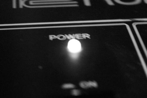 Analog power.