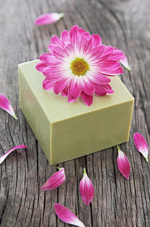 Cold Process - Green Clay Soap Recipe