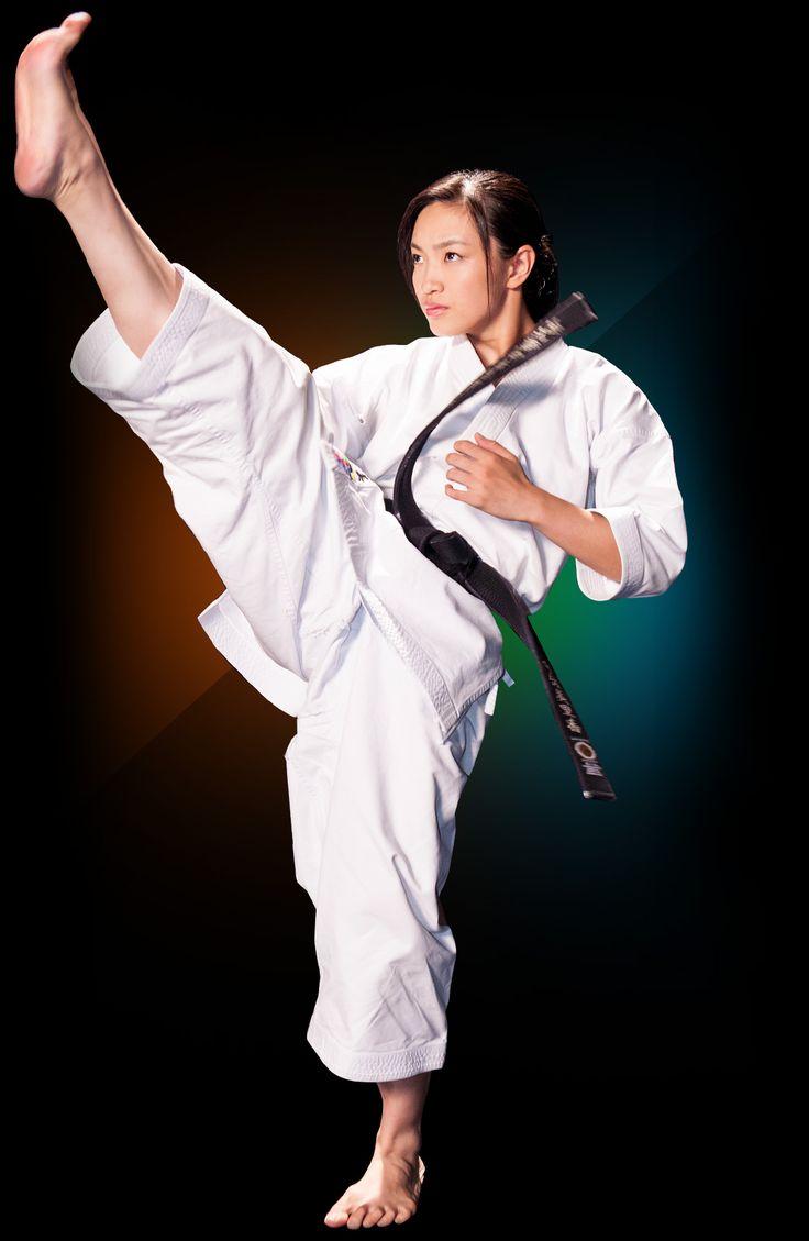Female martial arts fetish 6