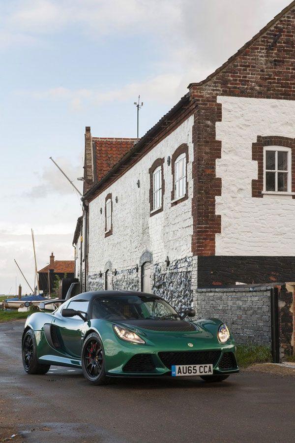 Lotus Exige Sport 350 faster Potrait