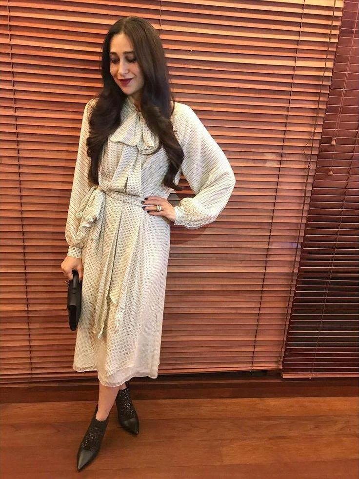 Karisma Kapoor's Latest Looks Show Why She's Still A Style Icon