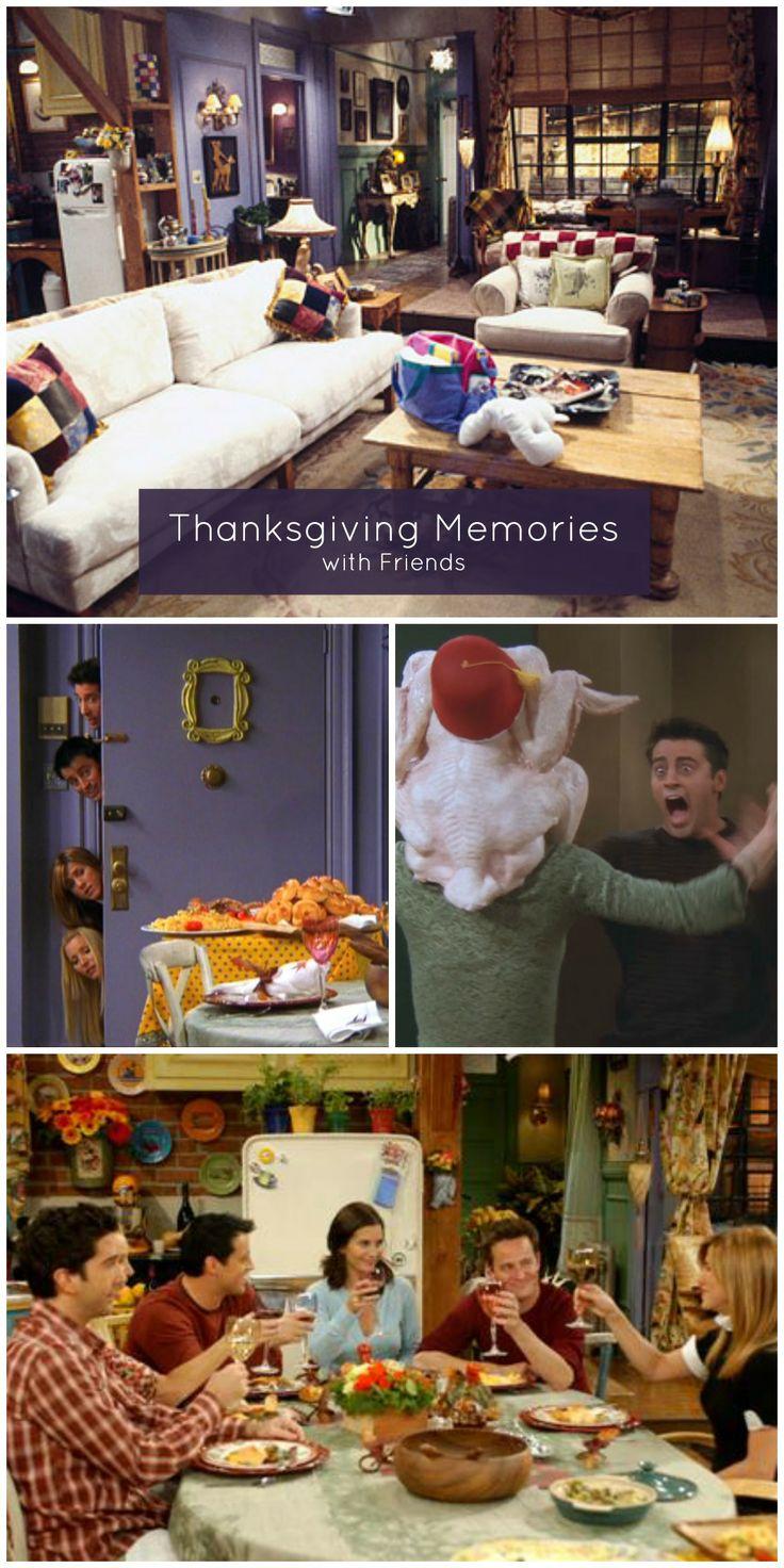 #TBT Friends Thanksgiving Day episodes!   OG Design Studio   www.facebook.com/ogdesignstudio