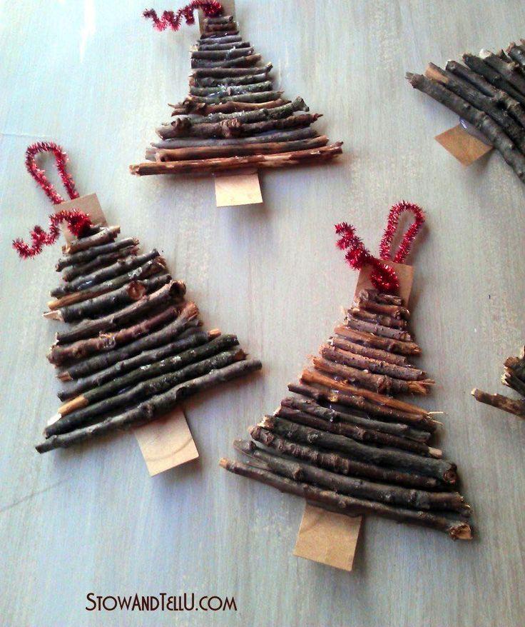 NapadyNavody.sk   32 úžasných nápadov na nádherné vianočné dekorácie, ktoré si vyrobíte v pohodlí domova
