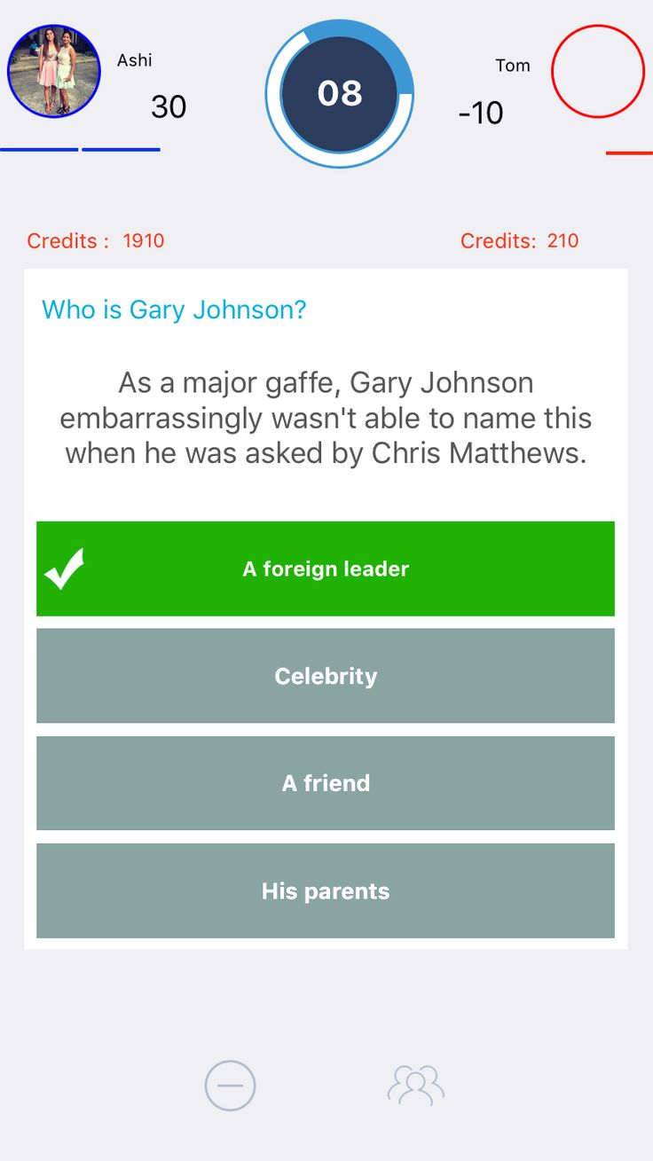Did you know that Gary Johnson suffered this major gaffe? Download the free VoteWorthy app now to learn more about the #election2016: www.voteworthyapp.com