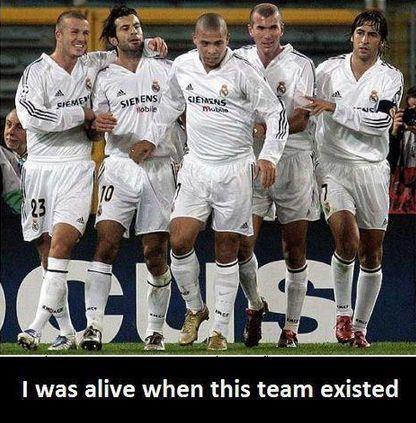 Real Madrid. el mejor equipo