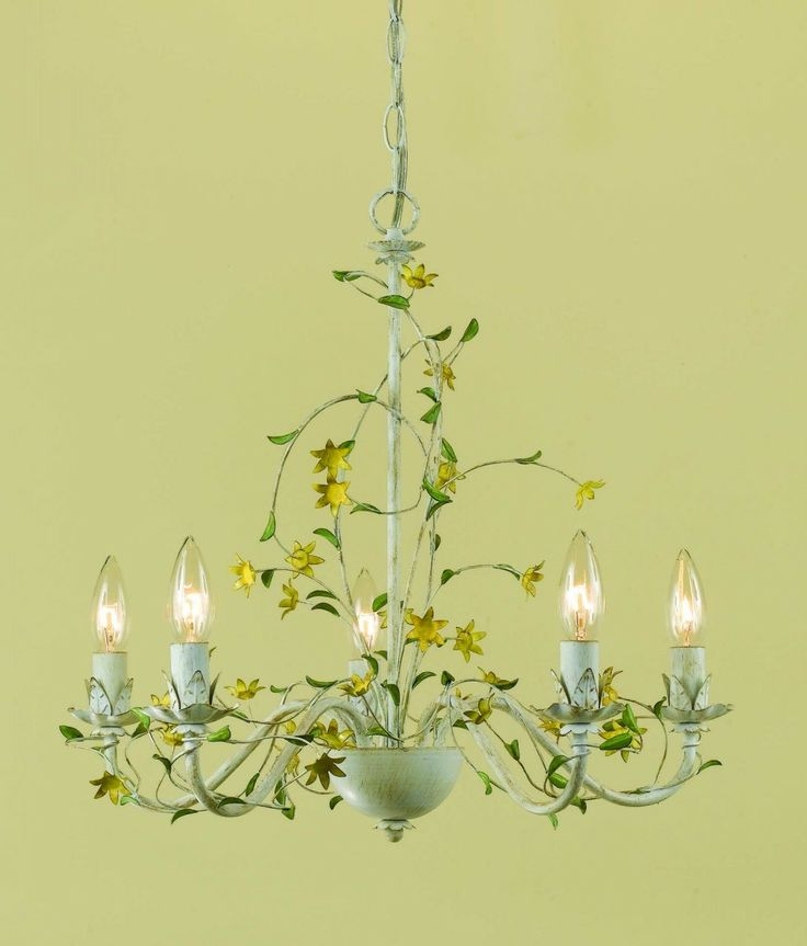 7 best flower chandeliers images on pinterest chandelier lighting af lighting star flower antique cream 5 light chandelier w flower shades mozeypictures Images