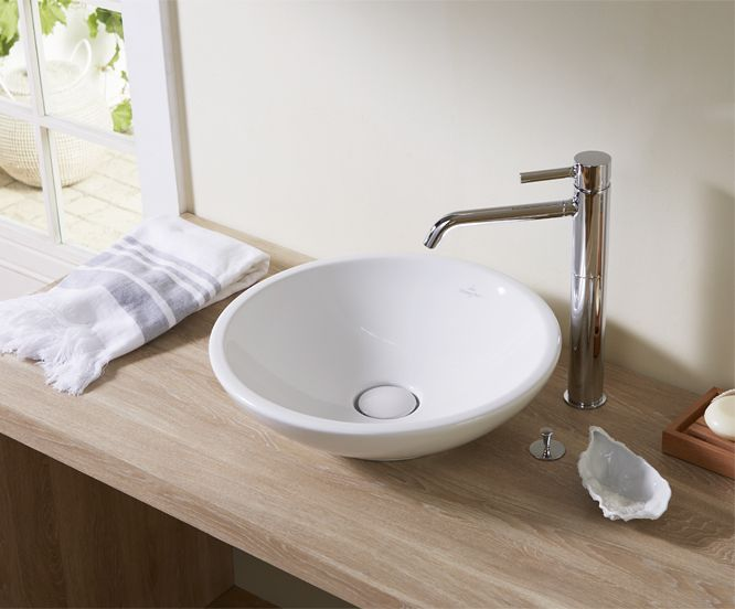 VB514400 洗面器洗面ボウル(洗面器)| 美しいデザインの洗面台をはじめとした水まわり商品のセラトレーディング