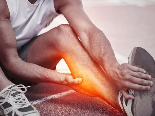 How to beat the pain of calf cramps after running - Runner's World