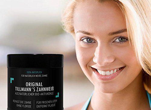 Natürliche Aktivkohle Zahnaufhellung Aktivkohle Pulver Bleaching Teeth Whitening http://getfreecharcoaltoothpaste.tumblr.com