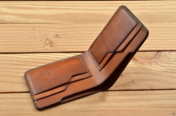 We make it with our all love. You will have a special gift suprice for your love. This unique wallet leather: * Hand cut - hand punched - hand stitched leather wallet that is made one by one. * HAND DYED color Vegetable Tanned Leather * PERSONALIZED option (exp: name, nickname,