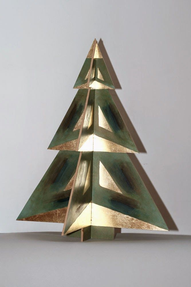 ValtaKunta: ARTYSTYCZNE CHOINKI / Artistic christmas tree - ph...
