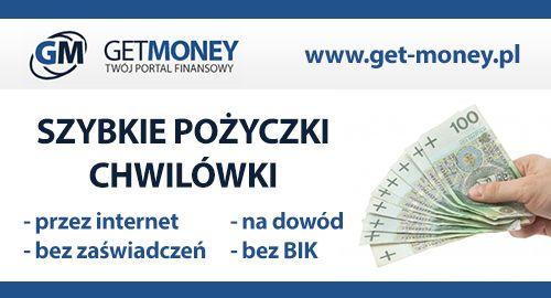 www.get-money.pl - kredyty, szybkie pożyczki przez internet, konta, informacje z dziedziny finansów.