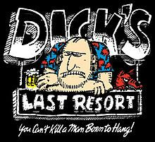 Dick's Last Resort (San Diego) the best food with the worst service, and that's the gimmick. Your server is as rude to you as possible without breaking any laws. I LOVE it!   http://www.dickslastresort.com/domains/sandiego/