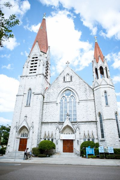 #Wedding Ceremony Venue | Immaculate Conception Church in Jacksonville, FL | Jen Shannon Photography