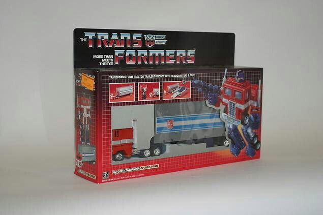 Optimus Prime best toy truck Ever!!