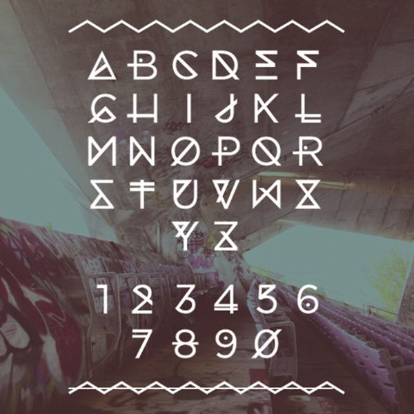 typography fonts alphabet - Google Search                                                                                                                                                                                 More