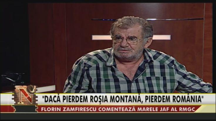 Florin Zamfirescu la Nasul TV
