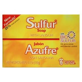 Grisi Bio Sulfur Soap - 1 count : Target
