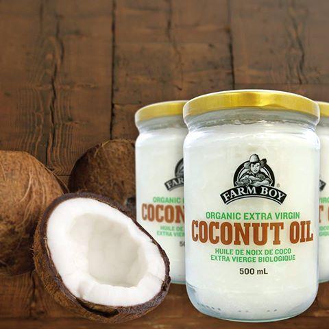 Enjoy the rich taste of Farm Boy Organic Extra Virgin Coconut Oil in smoothies & salad dressings. Great on popcorn too!