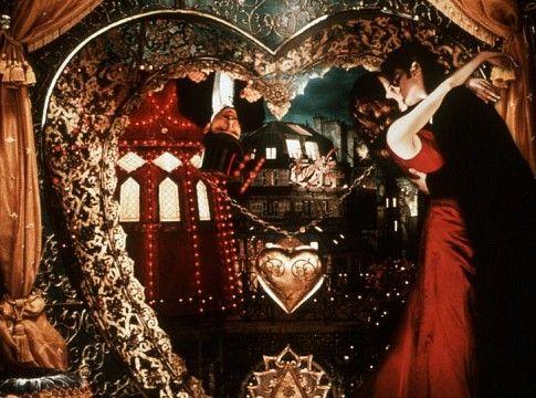 Moulin Rouge - passion, colour, exquisite sets. Love, love, love.