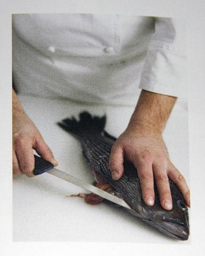 Техника разделки продуктов. Рыба. (Закулисные секреты)