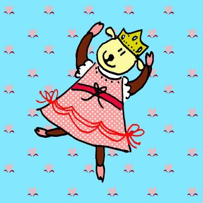 prinsesje, little princess