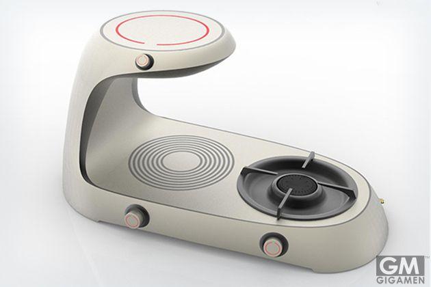 次世代の調理器 StovE