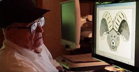 97-ročný muž kreslí nádherné obrazy na počítači pomocou Skicára. Článok a kresby nájdete na:  http://www.dobrenoviny.sk/c/15022/97-rocny-muz-kresli-nadherne-obrazy-na-pocitaci-pomocou-skicara  #starýmuž #oldman #drawing #kreslenie #kresba #skicár #sketch #sketchpad #dobrénoviny