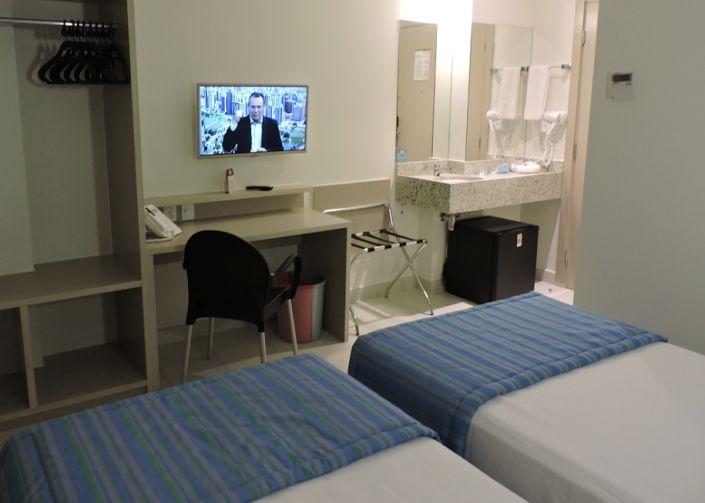 Lounge Turismo - GO INN ARACAJU: Atlantica Hotels anuncia a abertura na capital sergipana