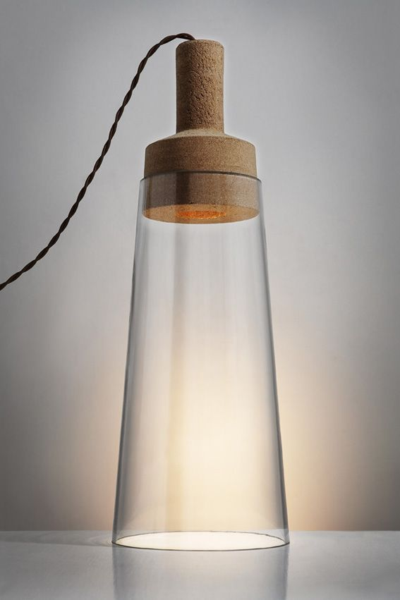 Can't get enough of contrasting materials and colours JAM - table & pendant light, Mari Isopahkala