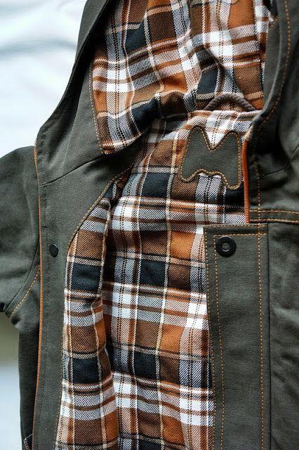 Калейдоскоп: куртка