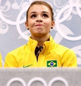 Isadora Williams, Brazilian figure skater