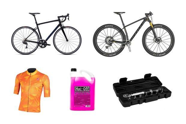 Black Friday Bike Deals From Tredz 37 Off Giant Tcr Advanced Sl 0 Bike Deals Bike News Black Friday