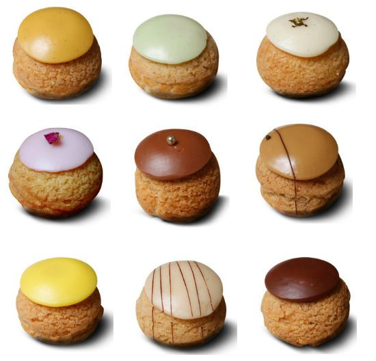 Les Choux Popelini, el pastelito de crema que amenaza al macaron | DolceCity.com