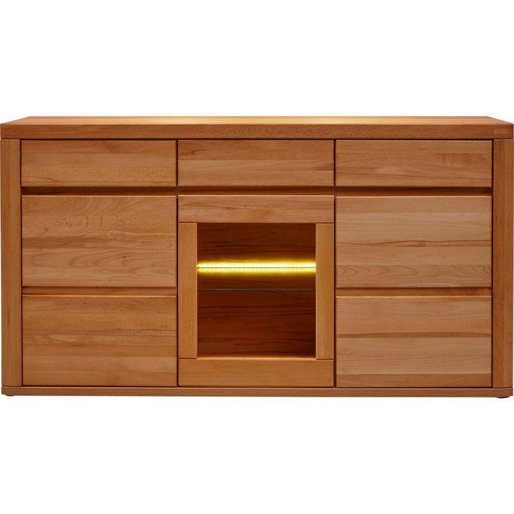 Die besten 25+ Sideboard kernbuche Ideen auf Pinterest Tv möbel - wohnzimmer orange braun