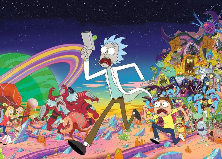 Rick & Morty - Season 1 Poster