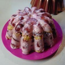 Μους φράουλας        :::      http://www.cooktherapy.gr/recipes/μους-φραουλας